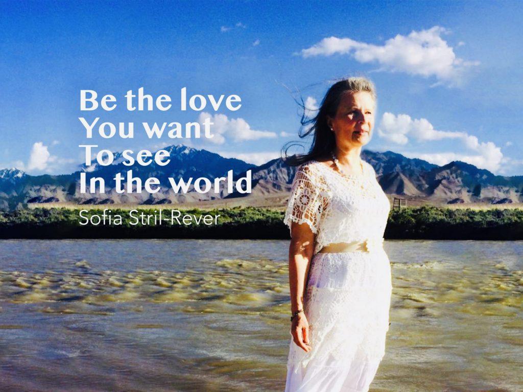 L'urgence d'aimer avec Sofia Stril-Rever